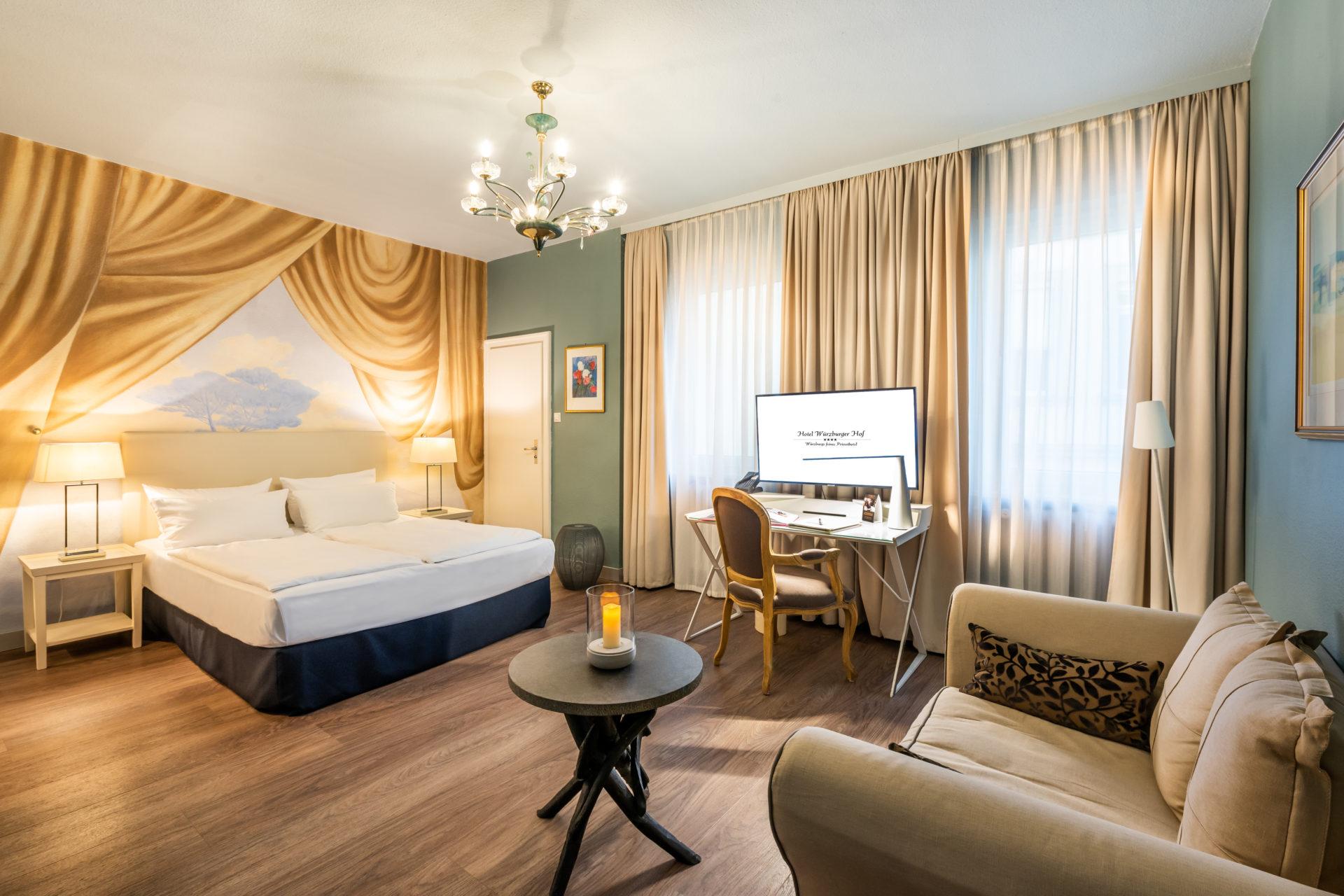 Hotel Würzburger Hof: Imagefotografie